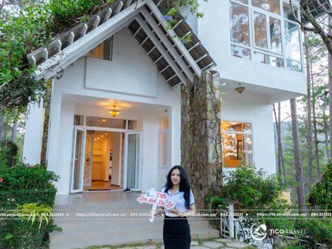 Ảnh đại diện Villa Lan Anh Garden Resort Đà Lạt - TICO 23D2
