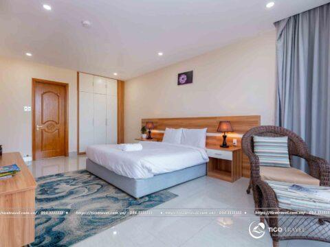 Ảnh chụp villa Villa Lan Anh Garden Resort Đà Lạt – TICO 3D3 số